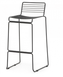 Wire chair barstoel